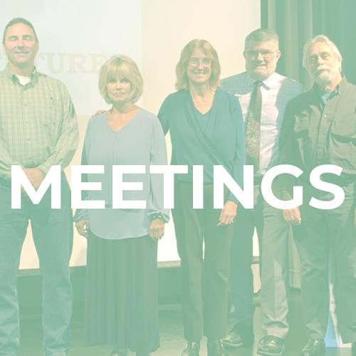 Glen Ellen Meetings